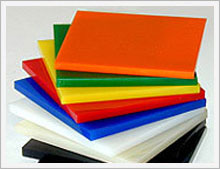 colored and clear sheets - Colored Transparent Sheets